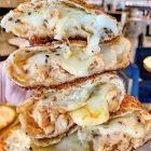 Lebanese Style Chicken Sandwiches (Feeds 4-6)