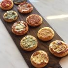Assorted Manoush Mini Flatbreads (Feeds 2-3)