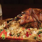 2 Whole Charcoal Roasted Chicken Entrée (Feeds 4-5)