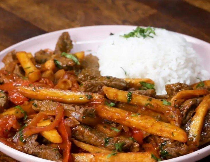 Peruvian Lomo Saltado Feast (Feeds 2-3)