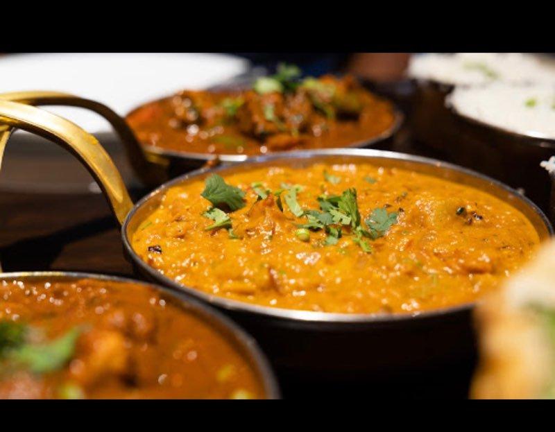 Chicken Curry Meals