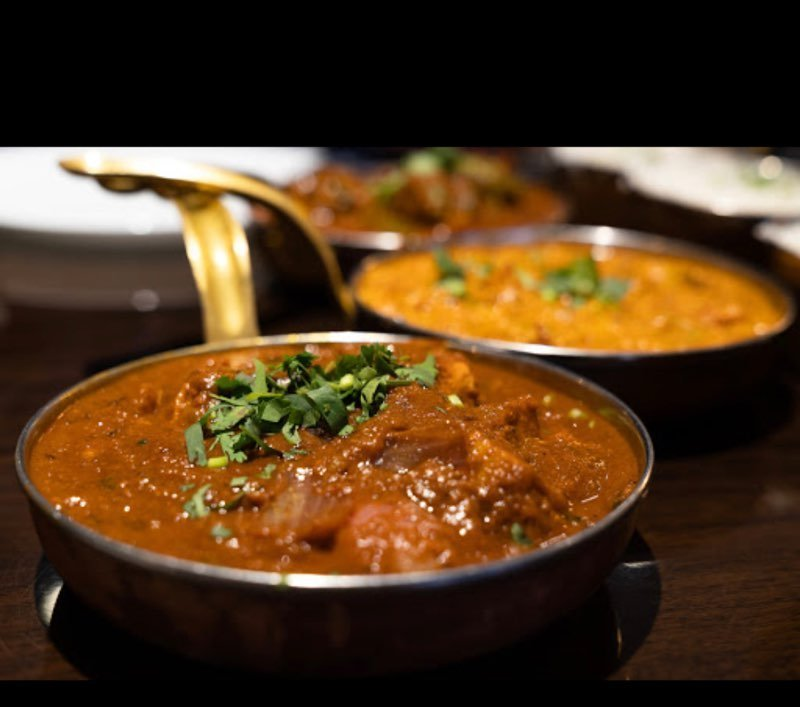 Goat and Lamb Curry Meals